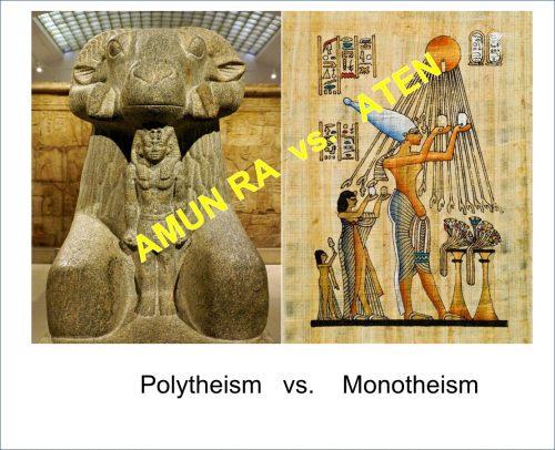 Amun Ra v Aten